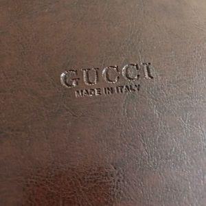 Vintage Gucci Purse Authentic Leather